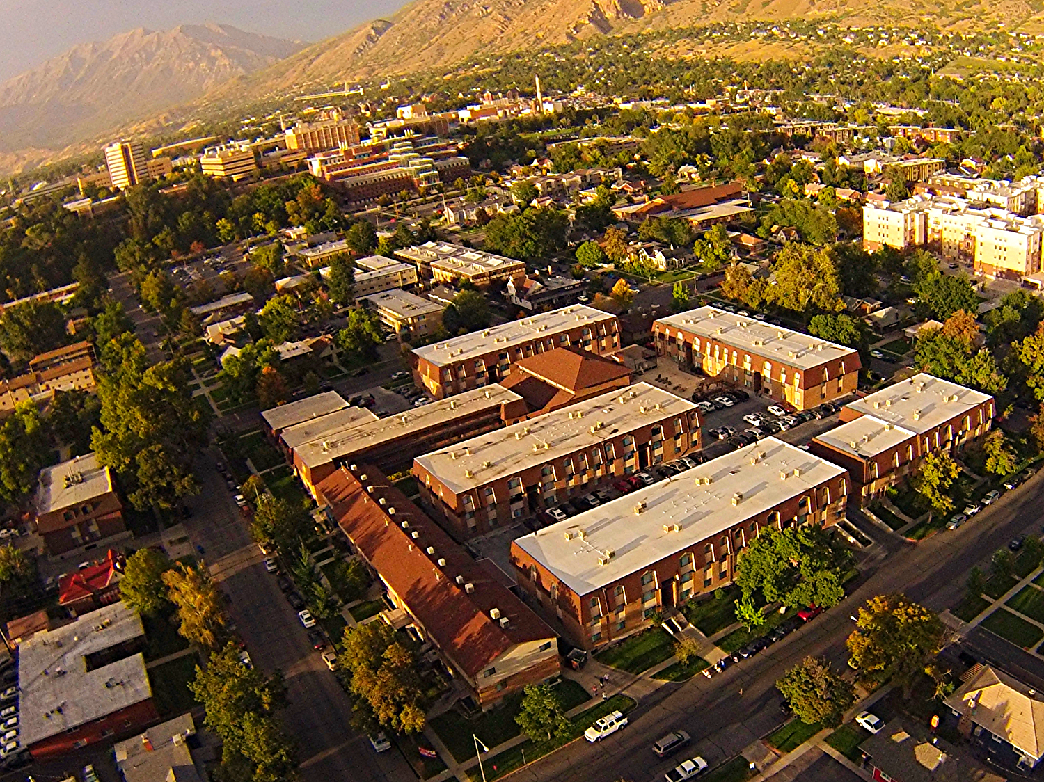 Acquired in November 2013, Liberty Square is an 810 bed student housing property located just two block from Brigham Young University