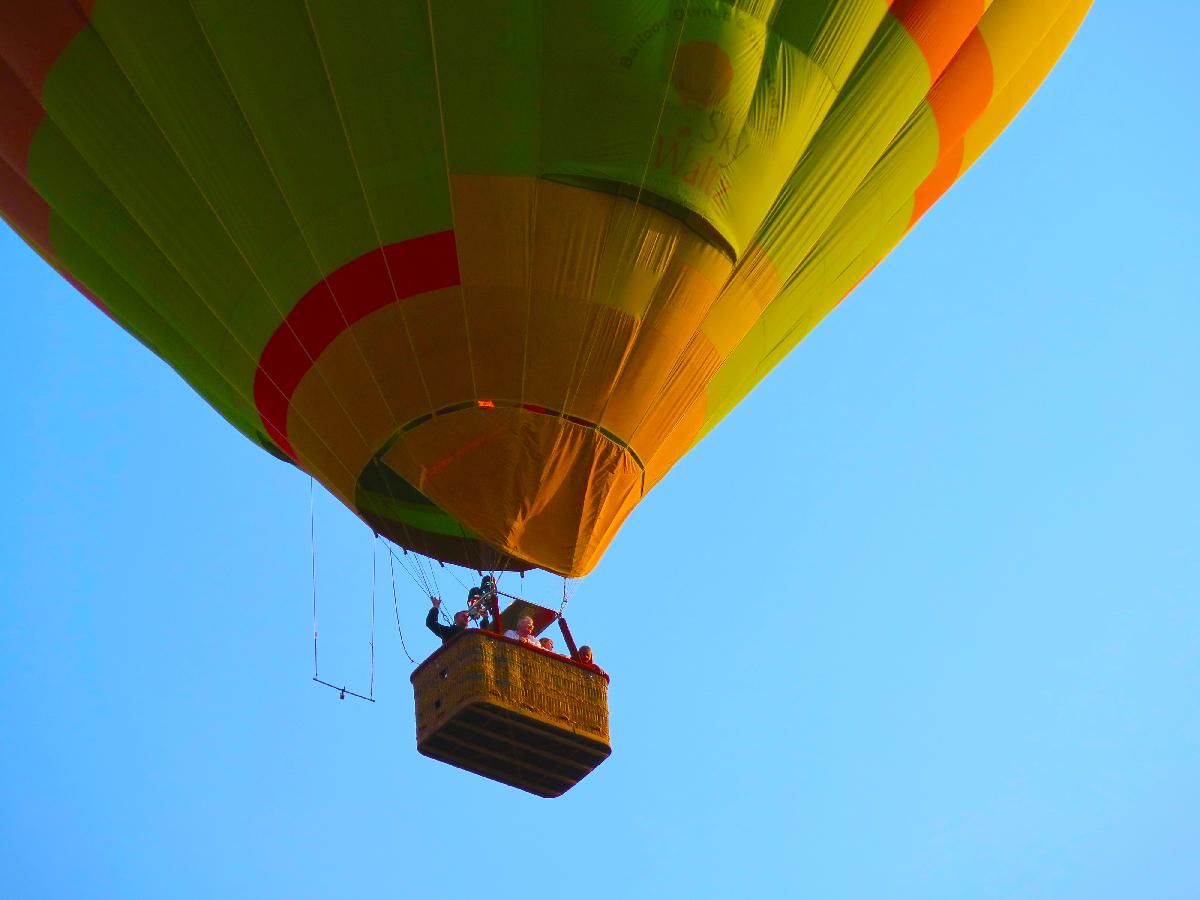 Hot Air Balloon Safari | Rajasthan, India