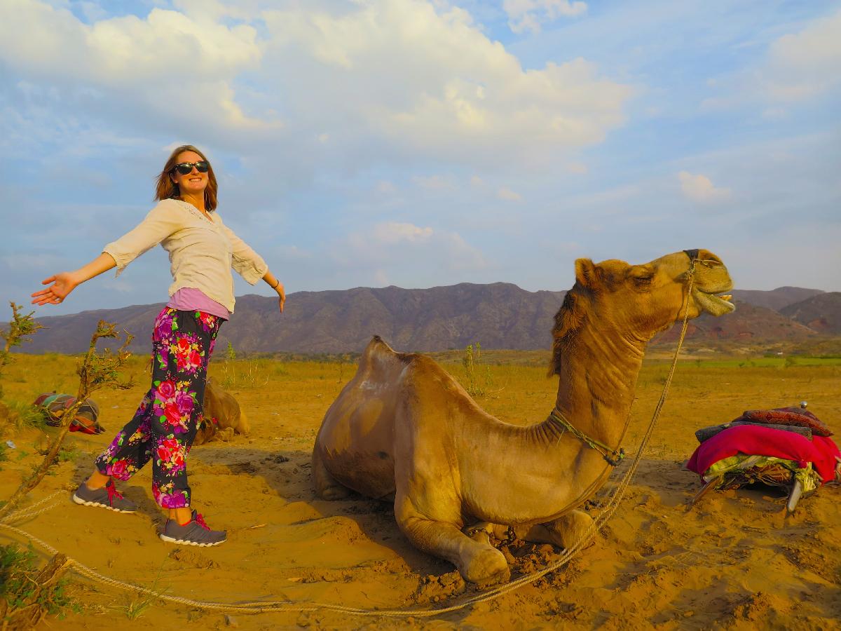 Camel Safari | Rajasthan, India