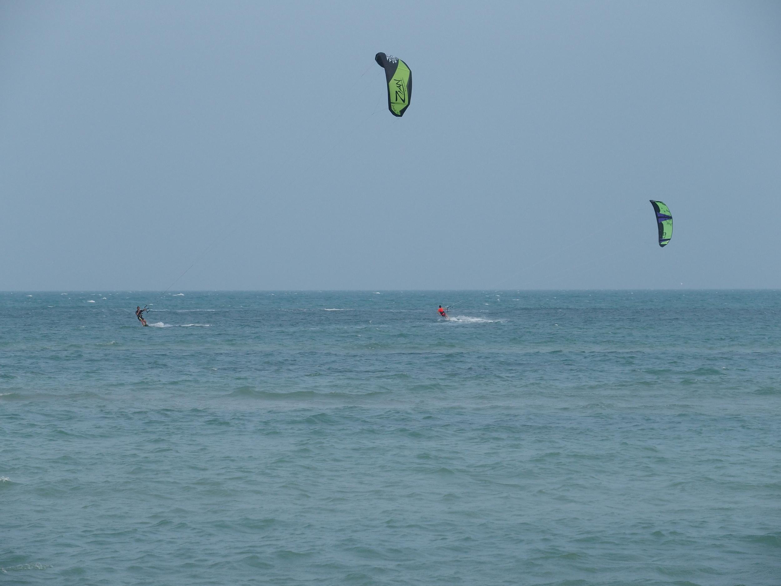 Kiteboarding in India, learn & progress in the sport