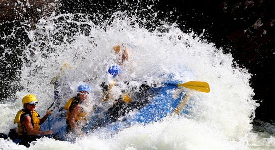 Book your White Water Rafting trip in Kolad Online