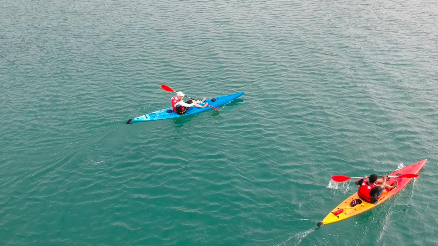 kayak-rameswaram-india