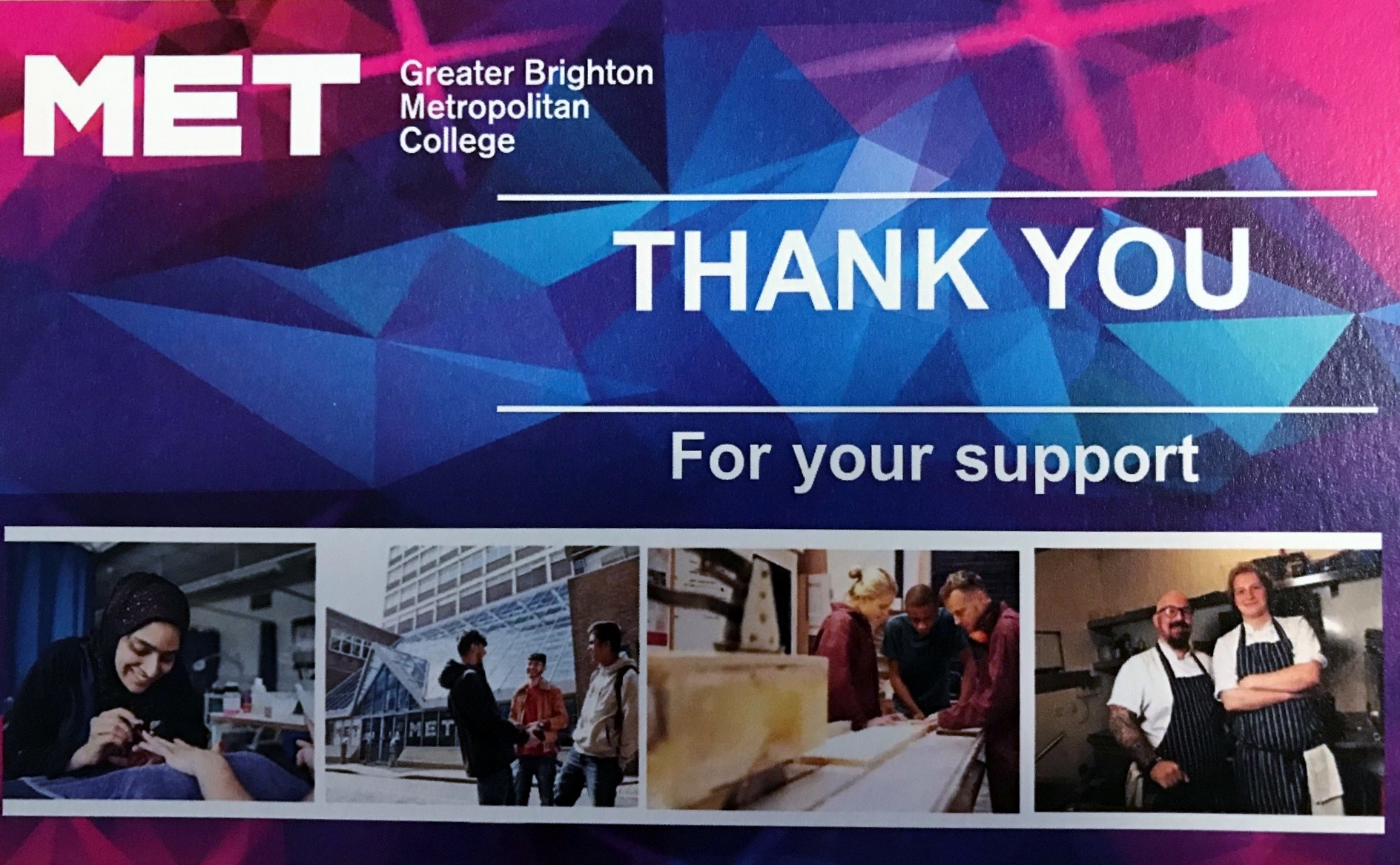MET Greater Brighton Metropolitan College