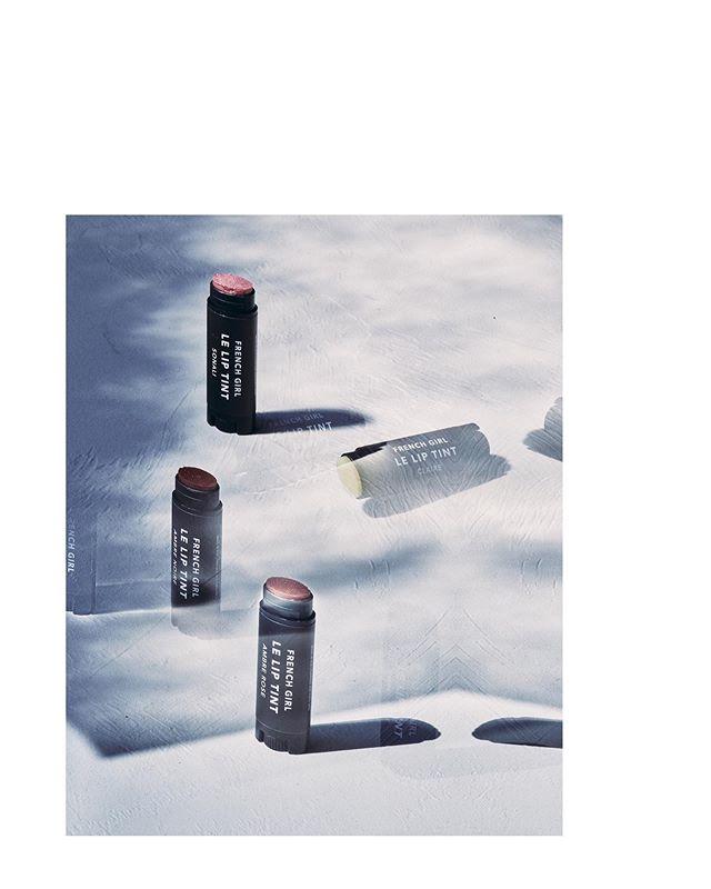 like 1️⃣ of yr french grls . . . . #stilllifephotographer #stilllifephotography #stilllife #phillyphotographer #philadelphiaphotographer #liptint #frenchgirlliptint #frenchgirlorganics #cosmetics