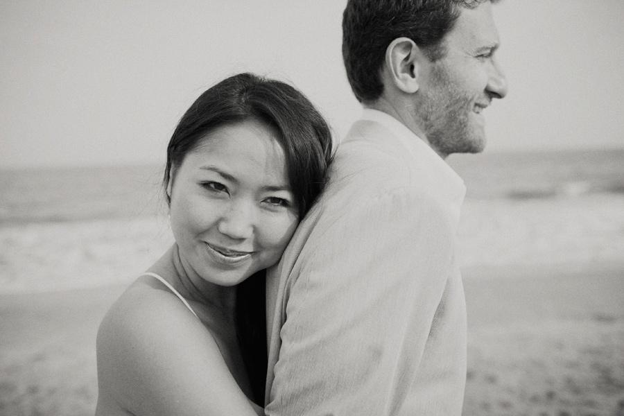Cape May shore wedding photography
