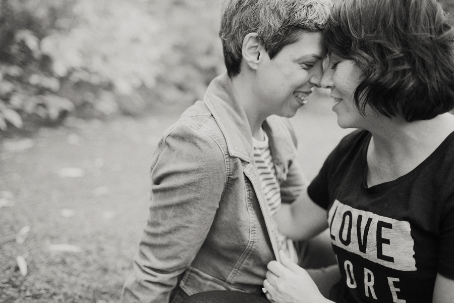 Philadelphia Same Sex engagement photography