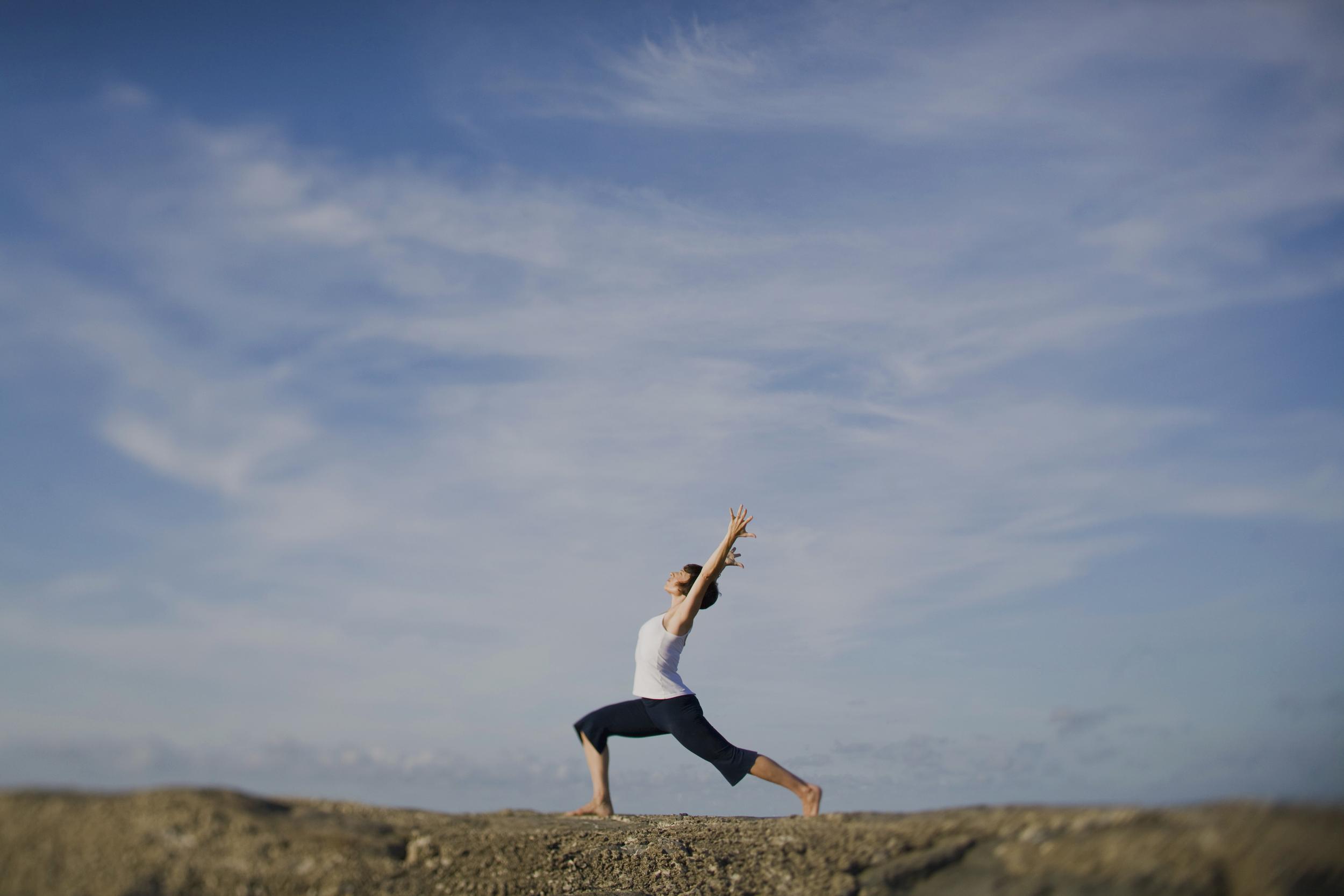 NJ Shore Yoga Photographer