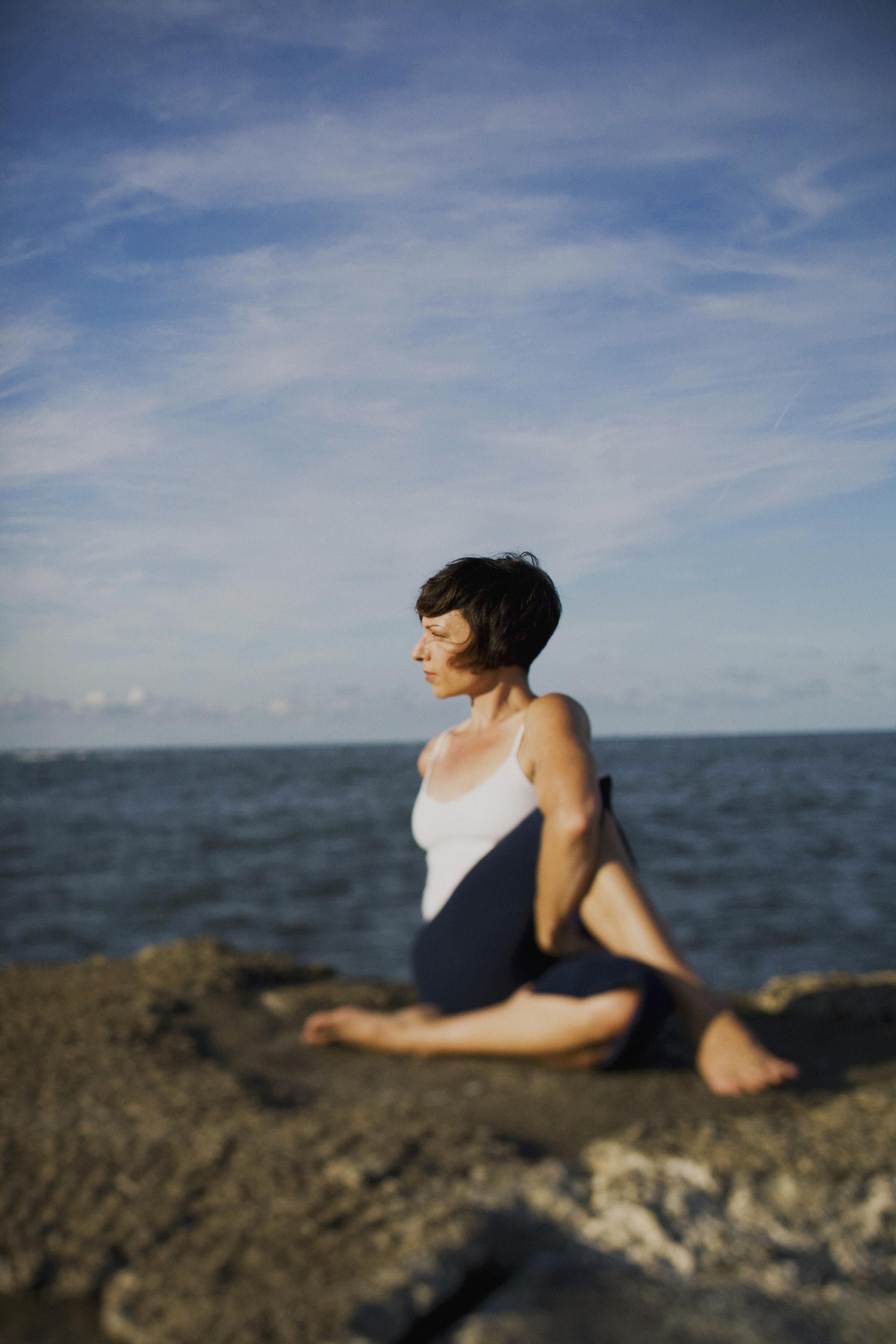 Avalon Yoga photographer