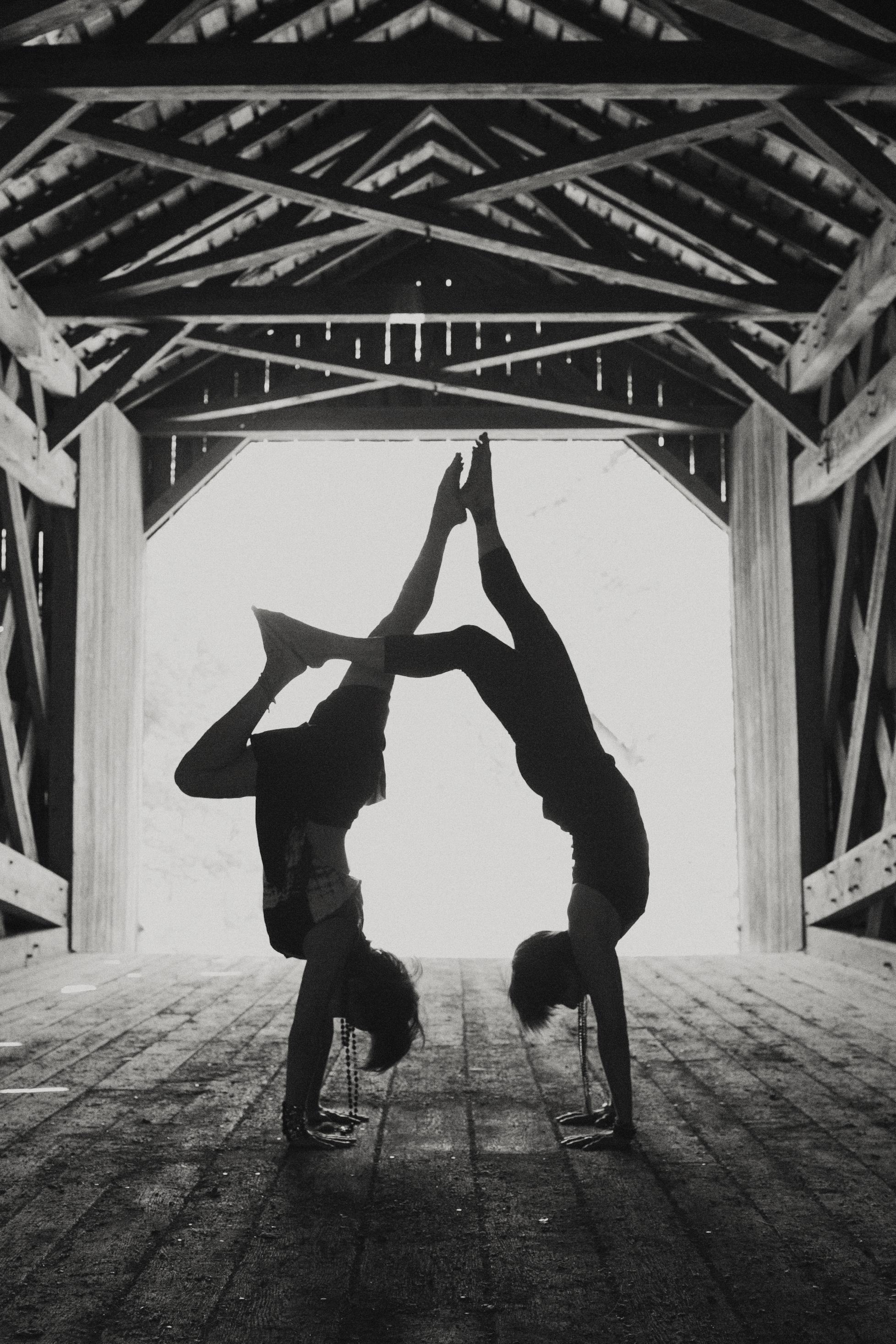 Bucks County Yoga Photographer