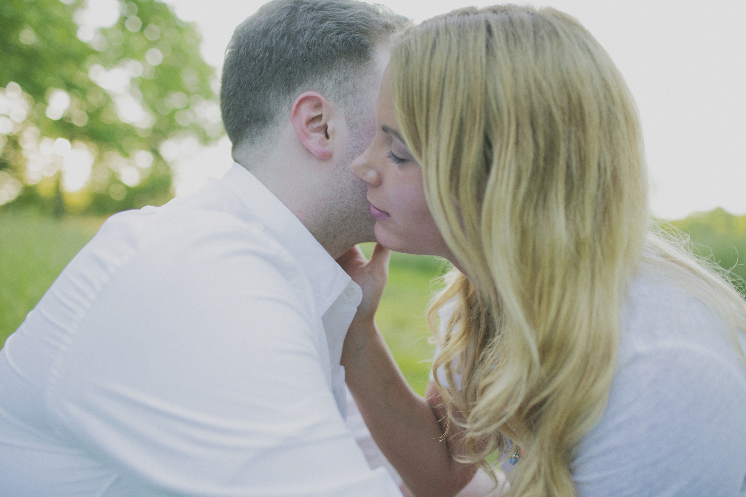 Newtown engagement photography