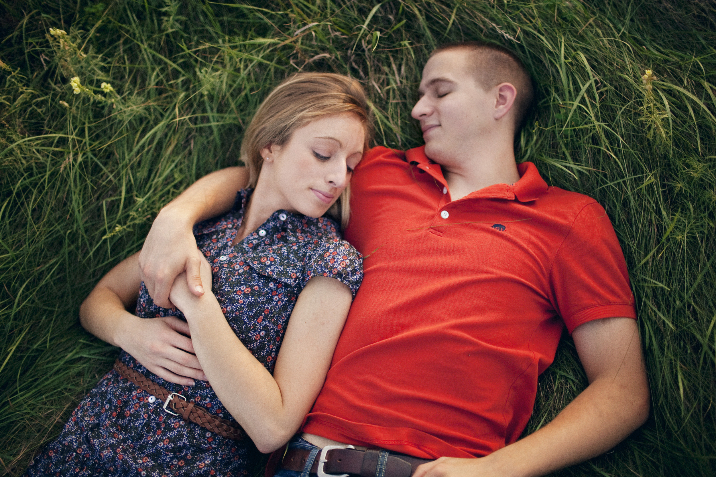 Montgomery County engagement photography