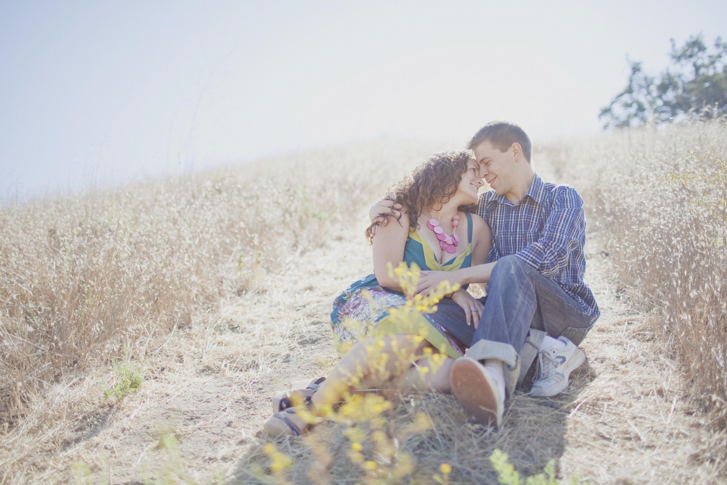 Malibu engagement photographer