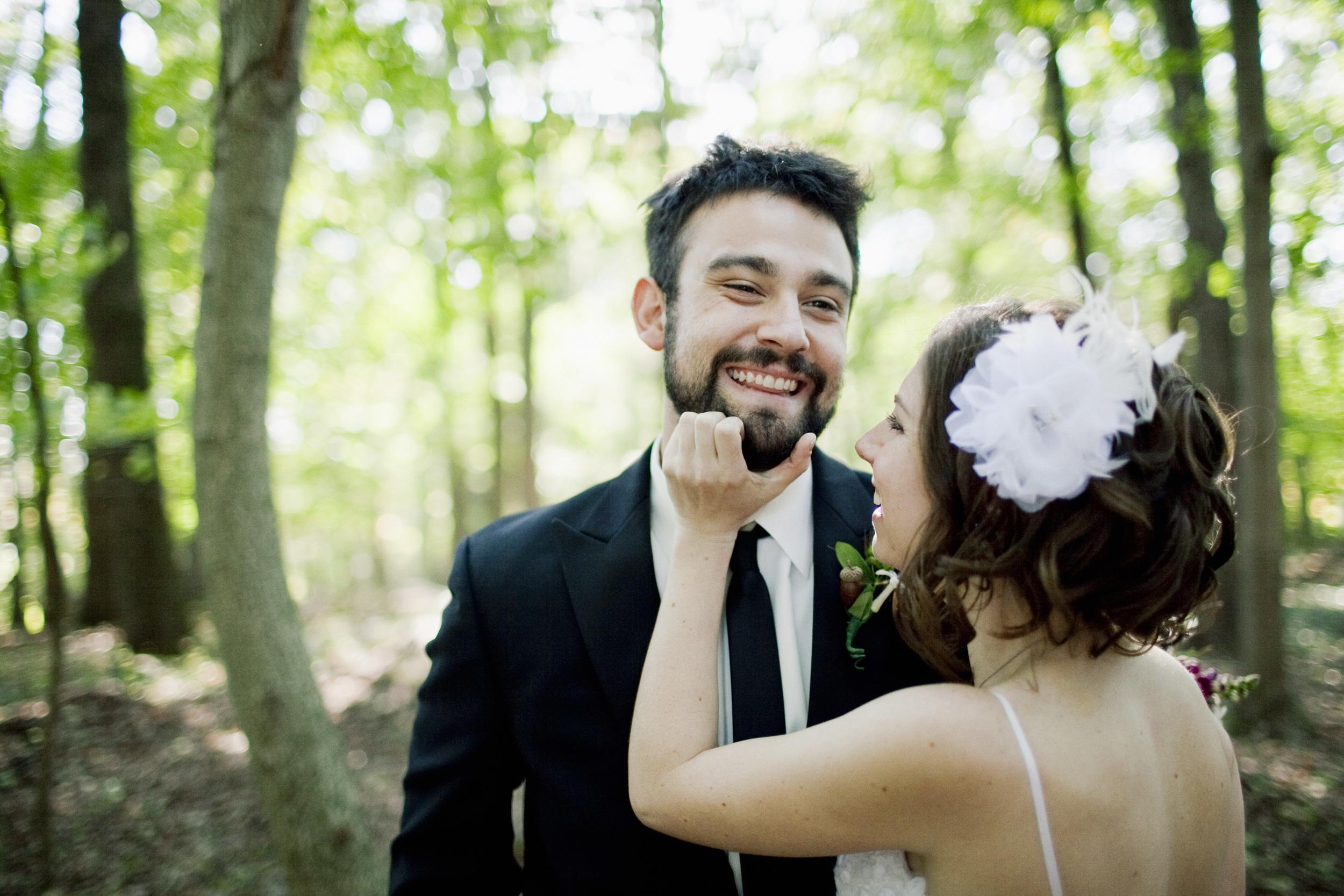 Bucks County wedding photography