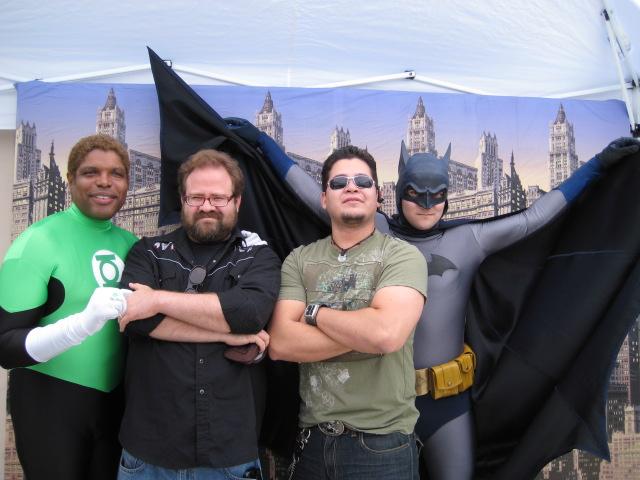 FCBD 2008 - Amazing Comics, Long Beach, CA
