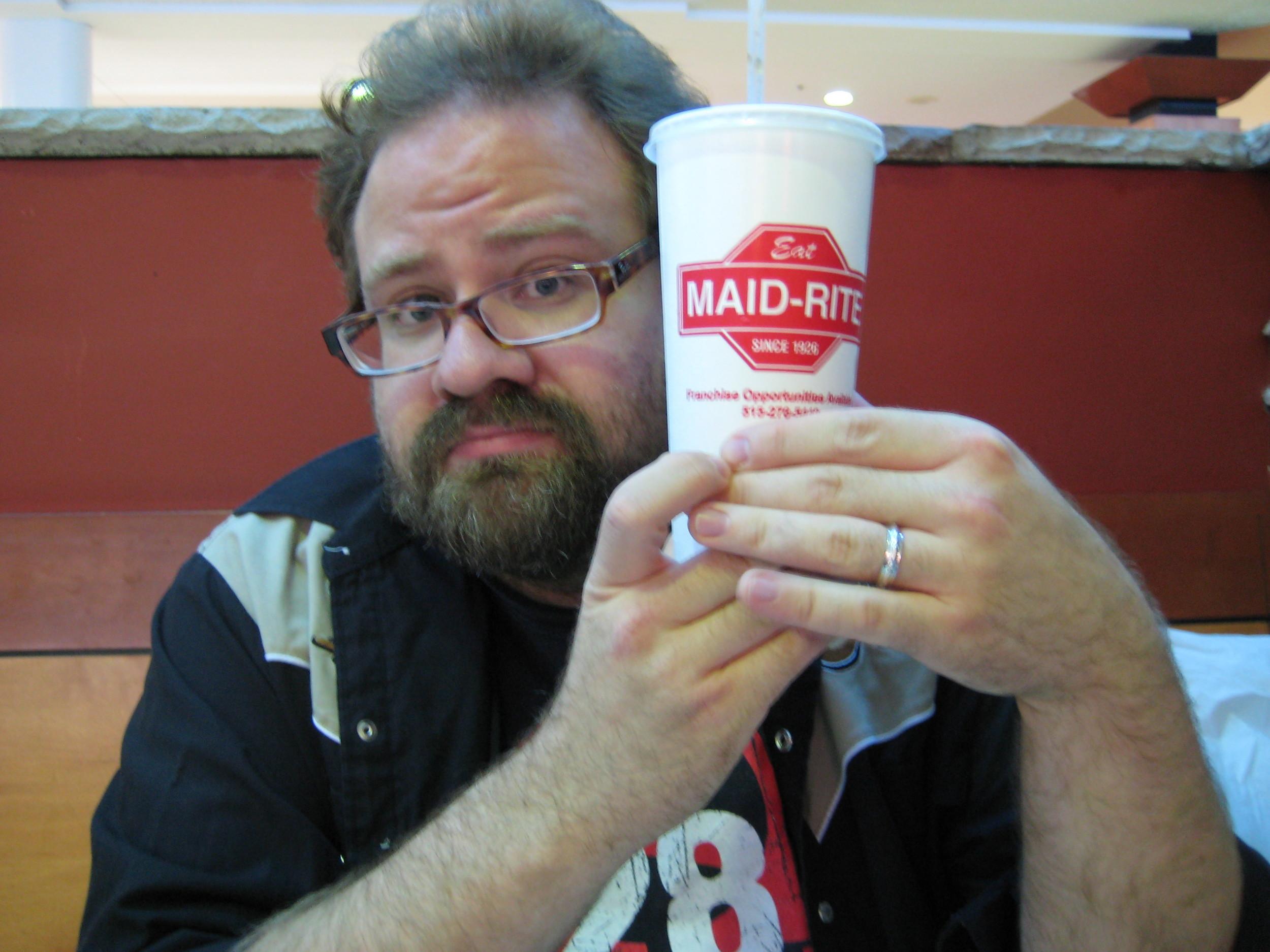 Maid Right Soda