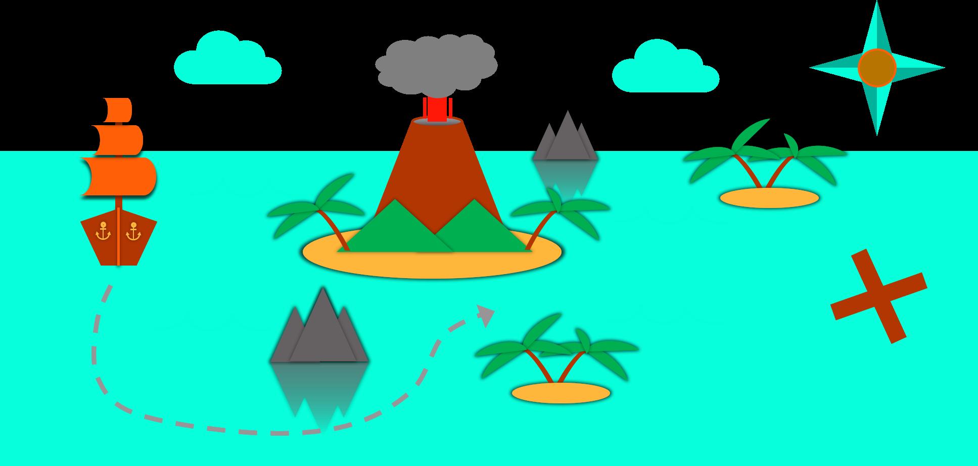 Process Mining Discovery Pirate's Path