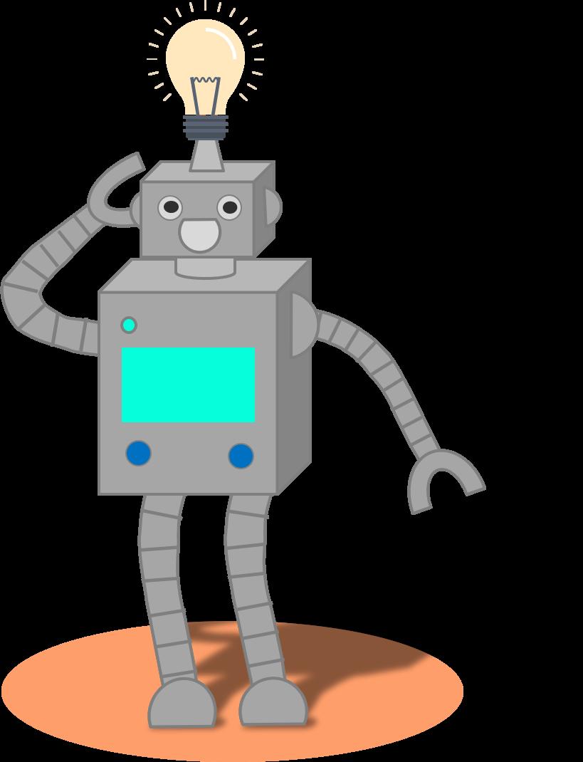 Robot Eureka