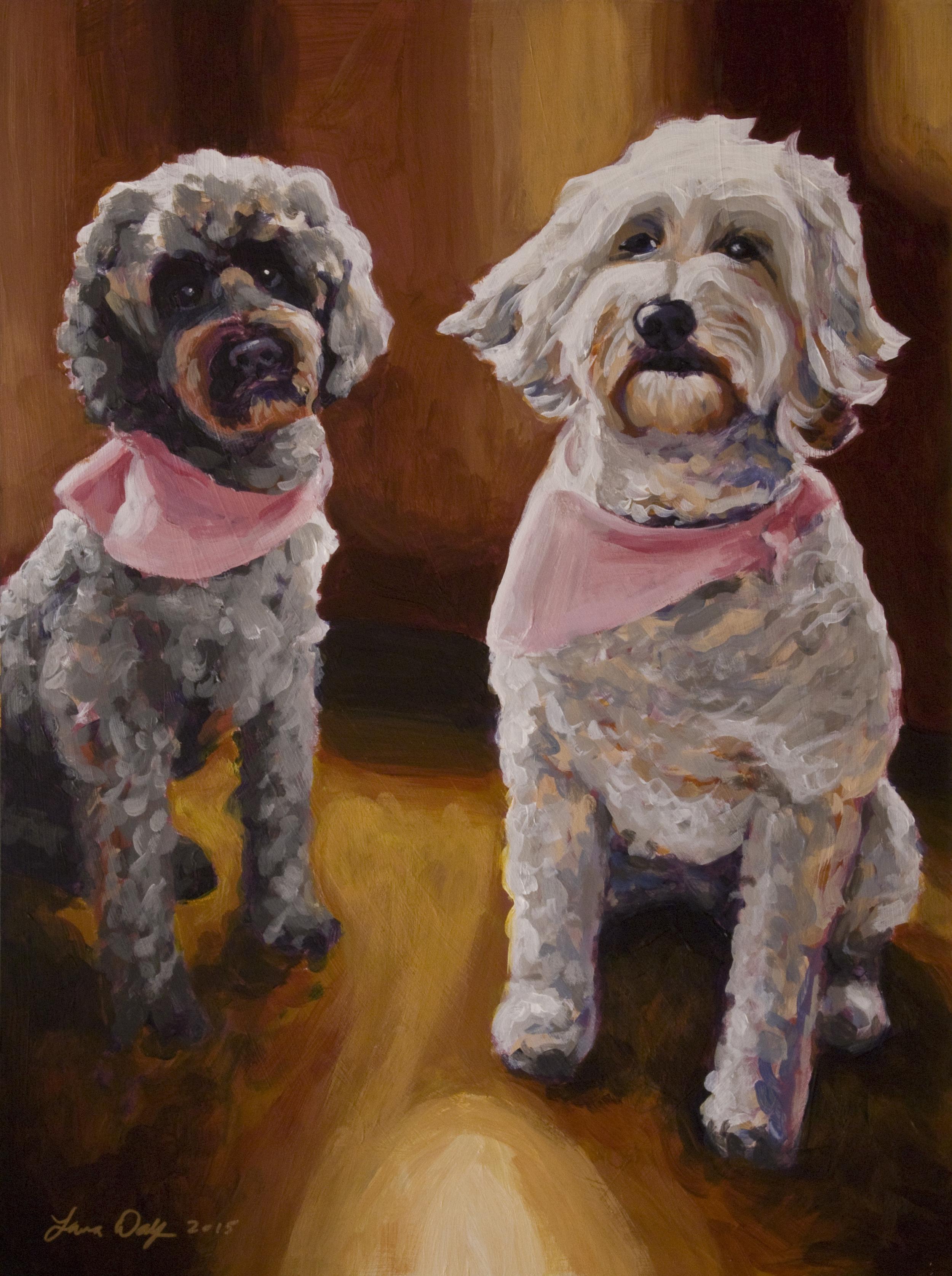 Maia & Charlie