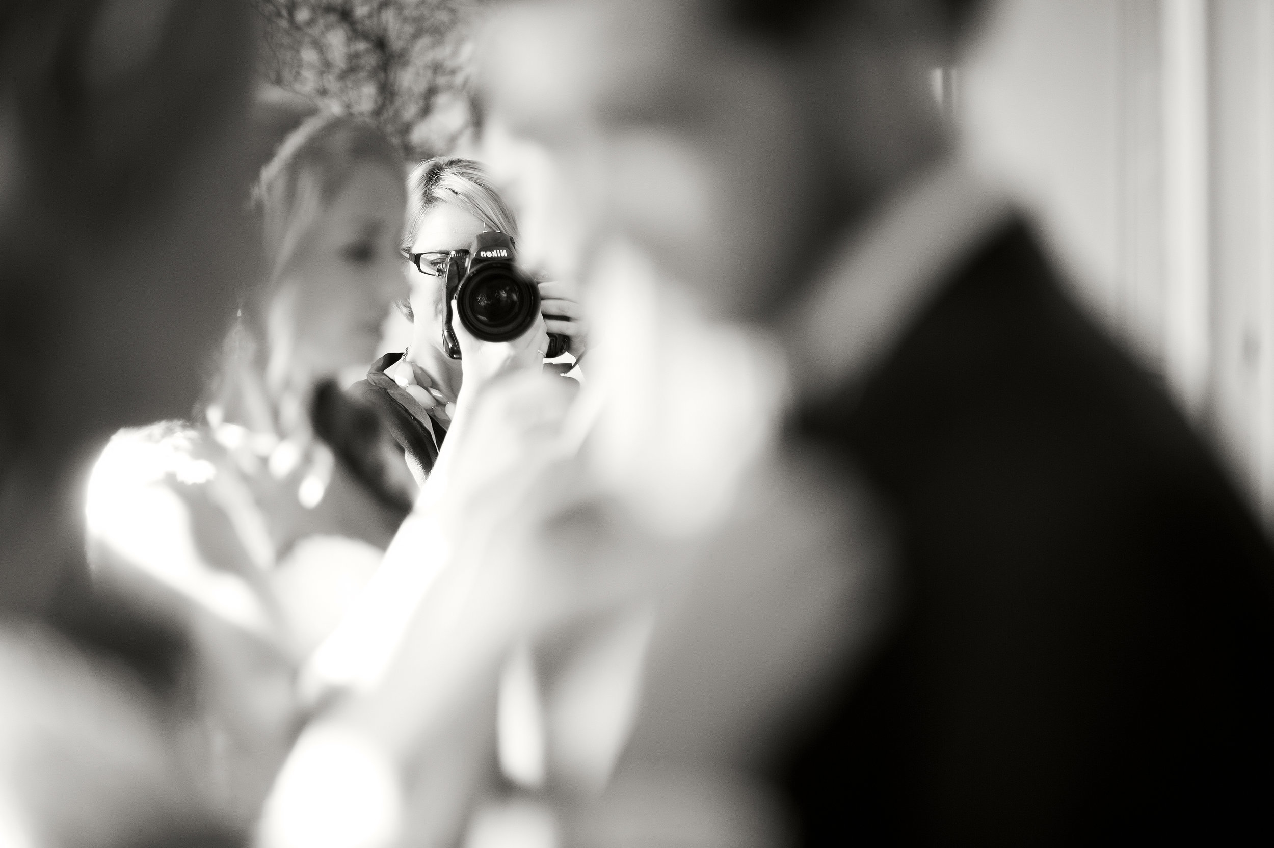 A Second Shooter Included - We include a second shooter in all of our weekend collections so that we don't miss a thing!!