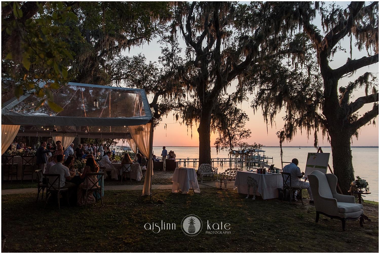 Turner Camp |    Megan K. Events    | Addie + Michael | Tent:    Port City Rentals