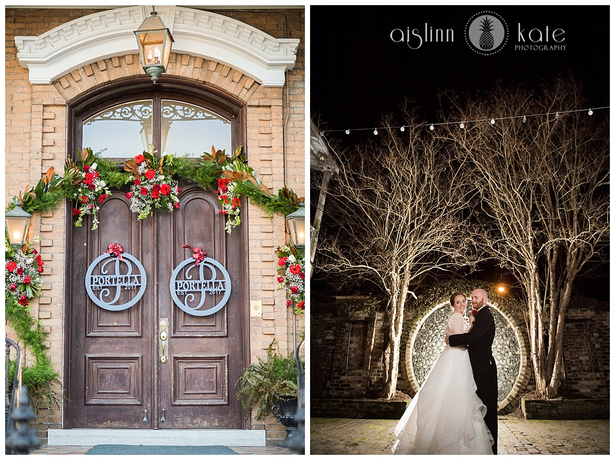 Noble Events  |  Ezell House  |  All-A-Bloom Florist  |  Allie + Buddy
