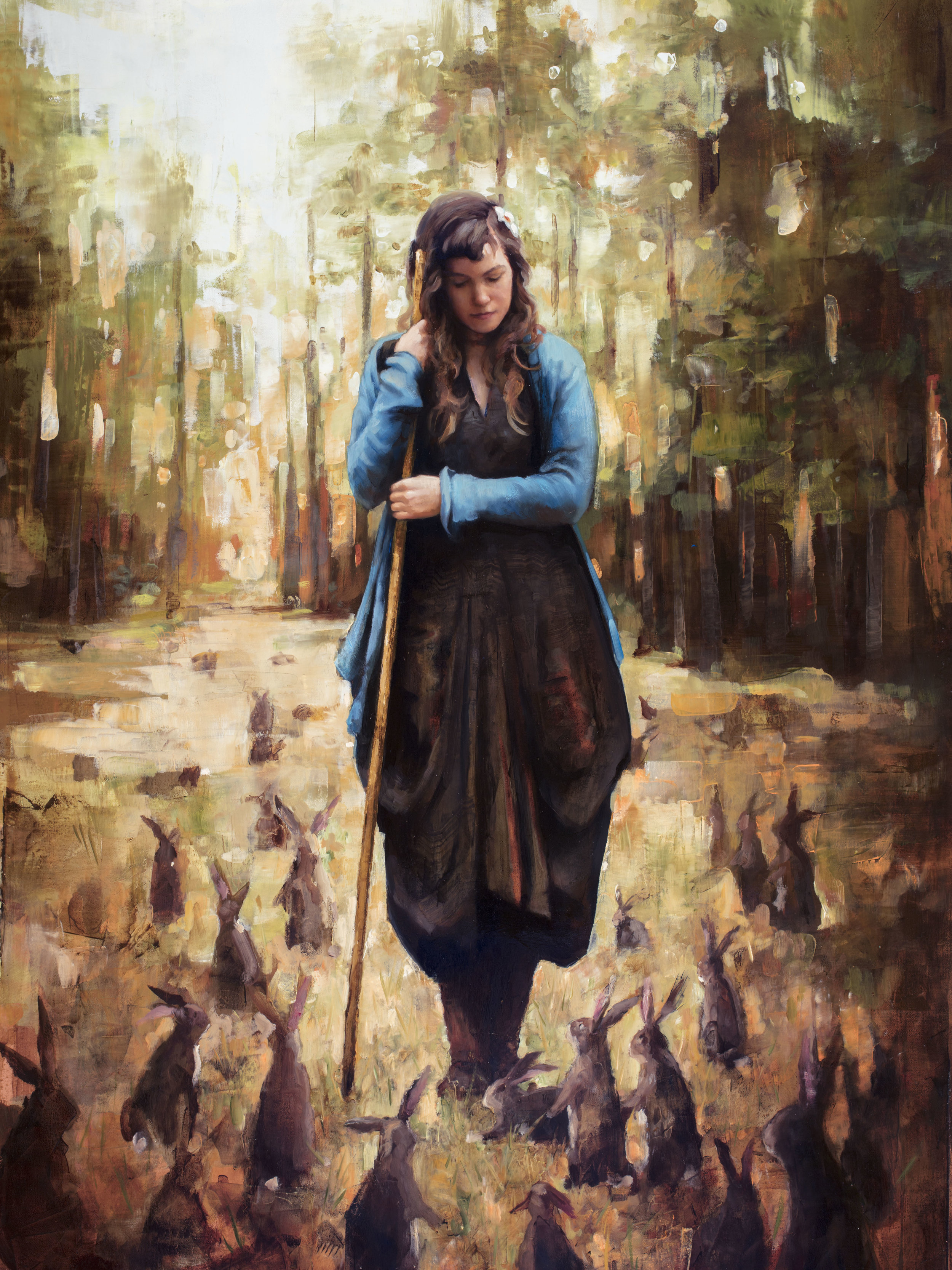 The Return, Oil on Canvas, 2017