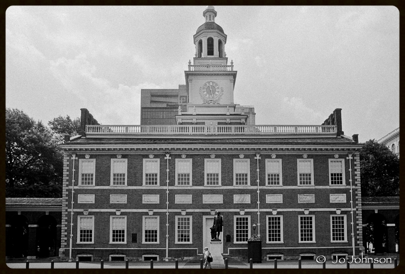 Independence Hall Philadelphia, PA - 2001