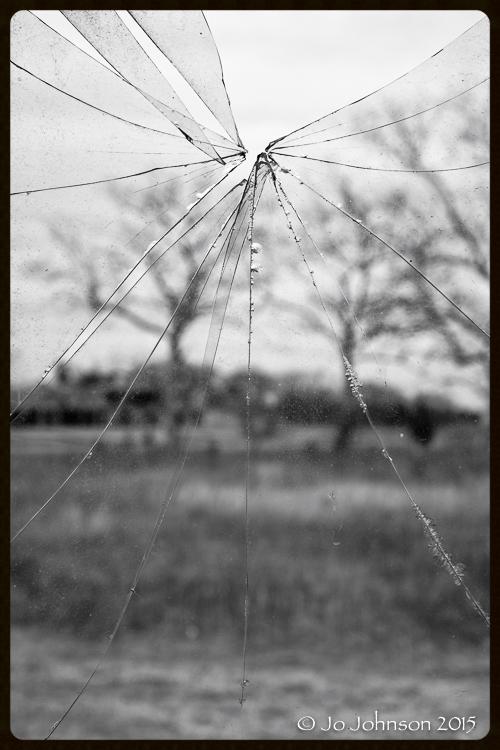 Broken Window, Ft. Hancock