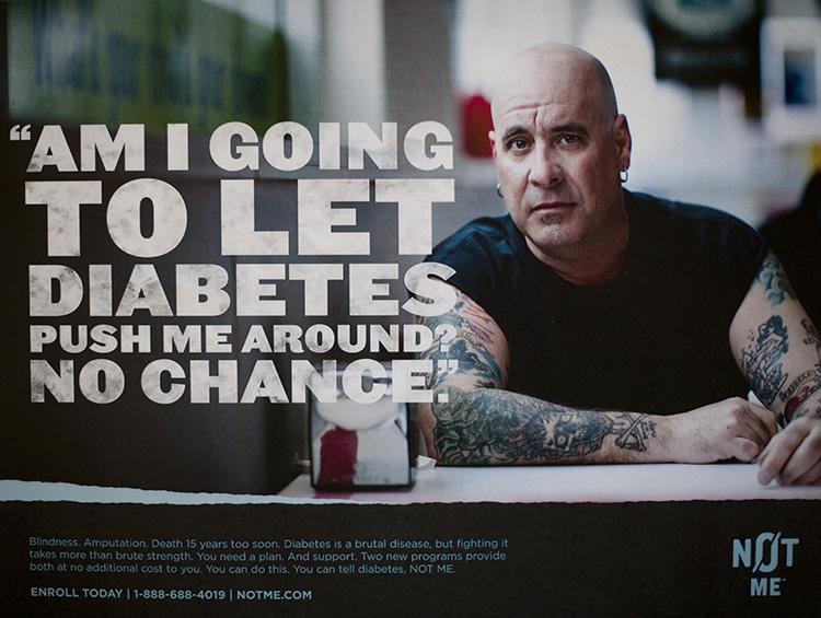 National Diabetes Foundation -  Photo Credit Scott Streble