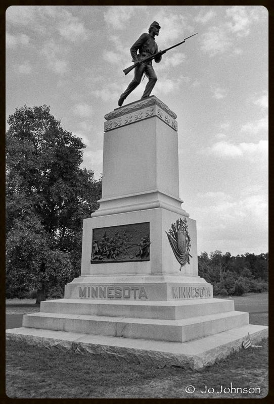 1st Minnesota Infantry   Artist: Jacob Fjelde