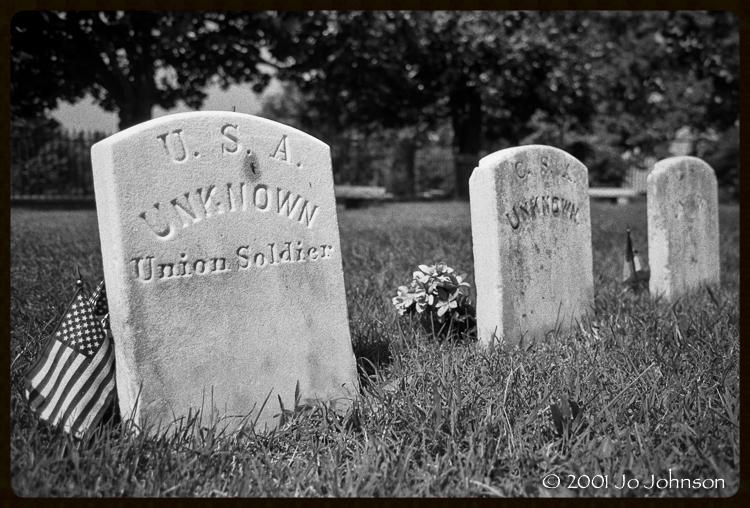 Appomattox Courthouse Cemetery (2001)