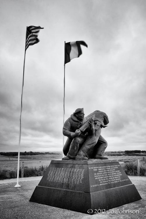Memorial on Utah Beach