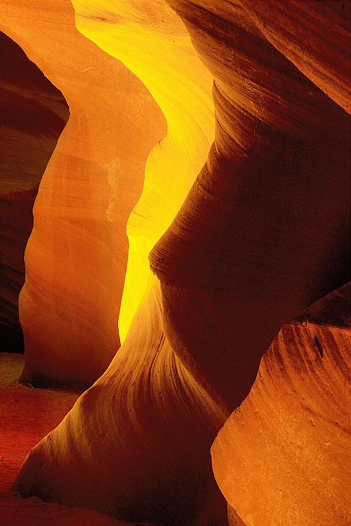 Illumination - Antelope Canyon  (Photo Credit: Dan Sniffin)