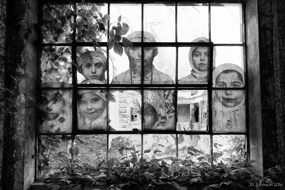 Ellis Island Hospital (Art Installation)