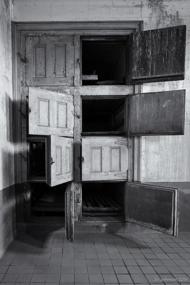 Ellis Island Hospital (Autopsy Room)