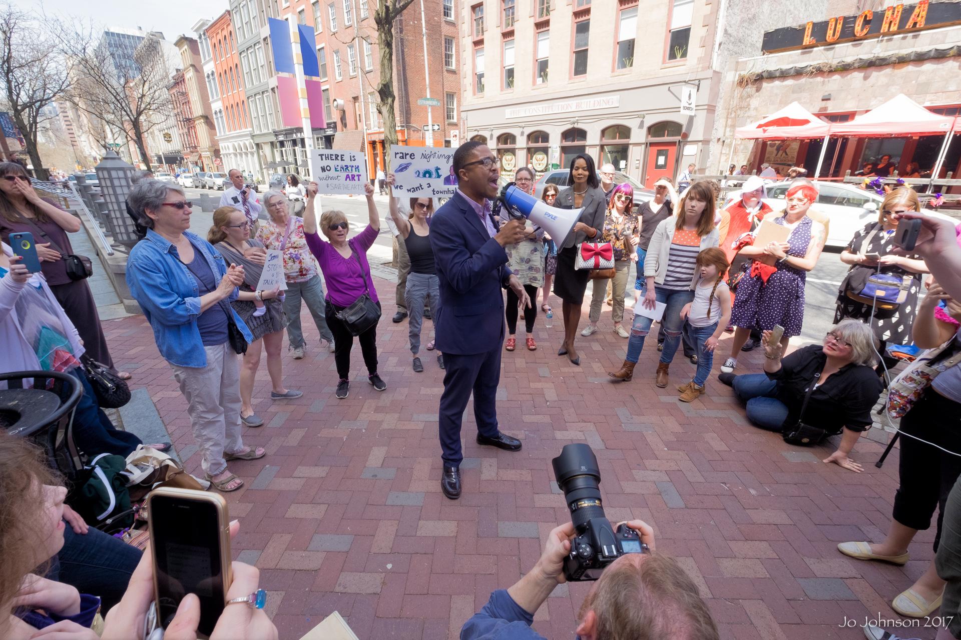"""Malcolm Kenyatta @ Tuesdays with Toomey"" - Philadelphia, PA"