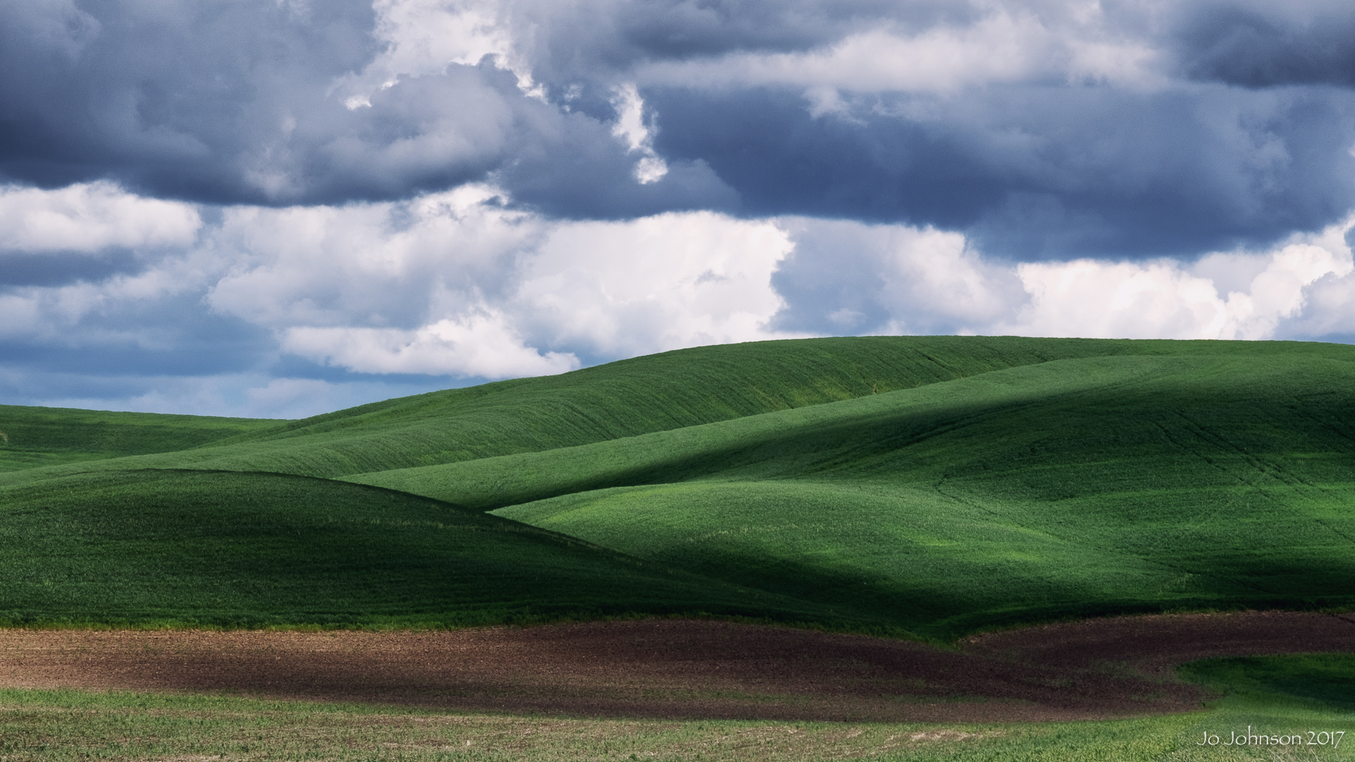 """This is the Palouse"" - Western Washington State"