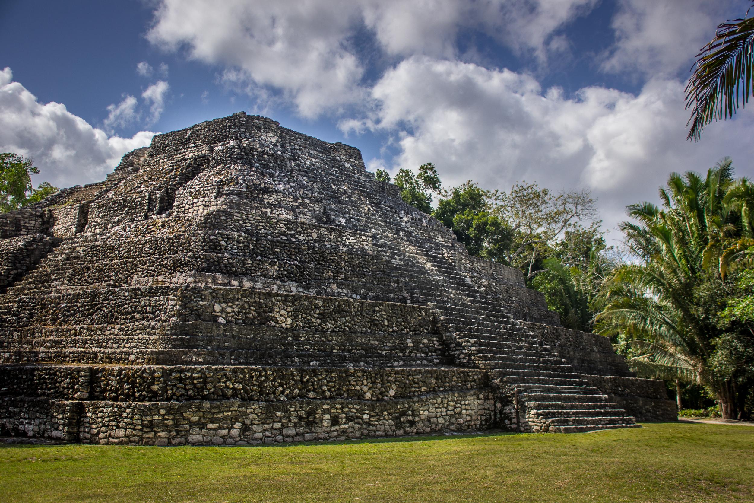 Chacchoben - Riviera Maya