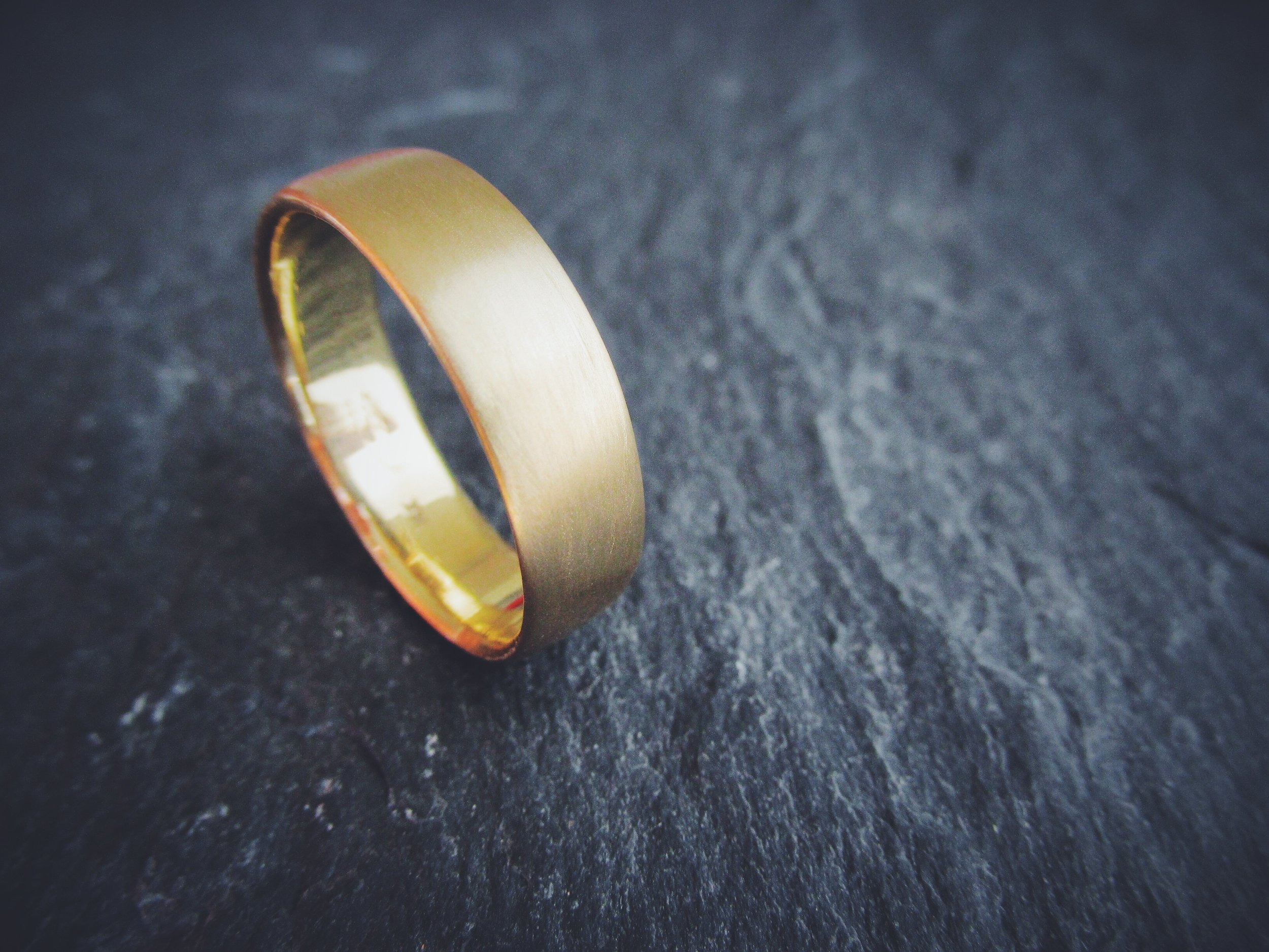 Classic Men's Wedding Band. Starting at $765
