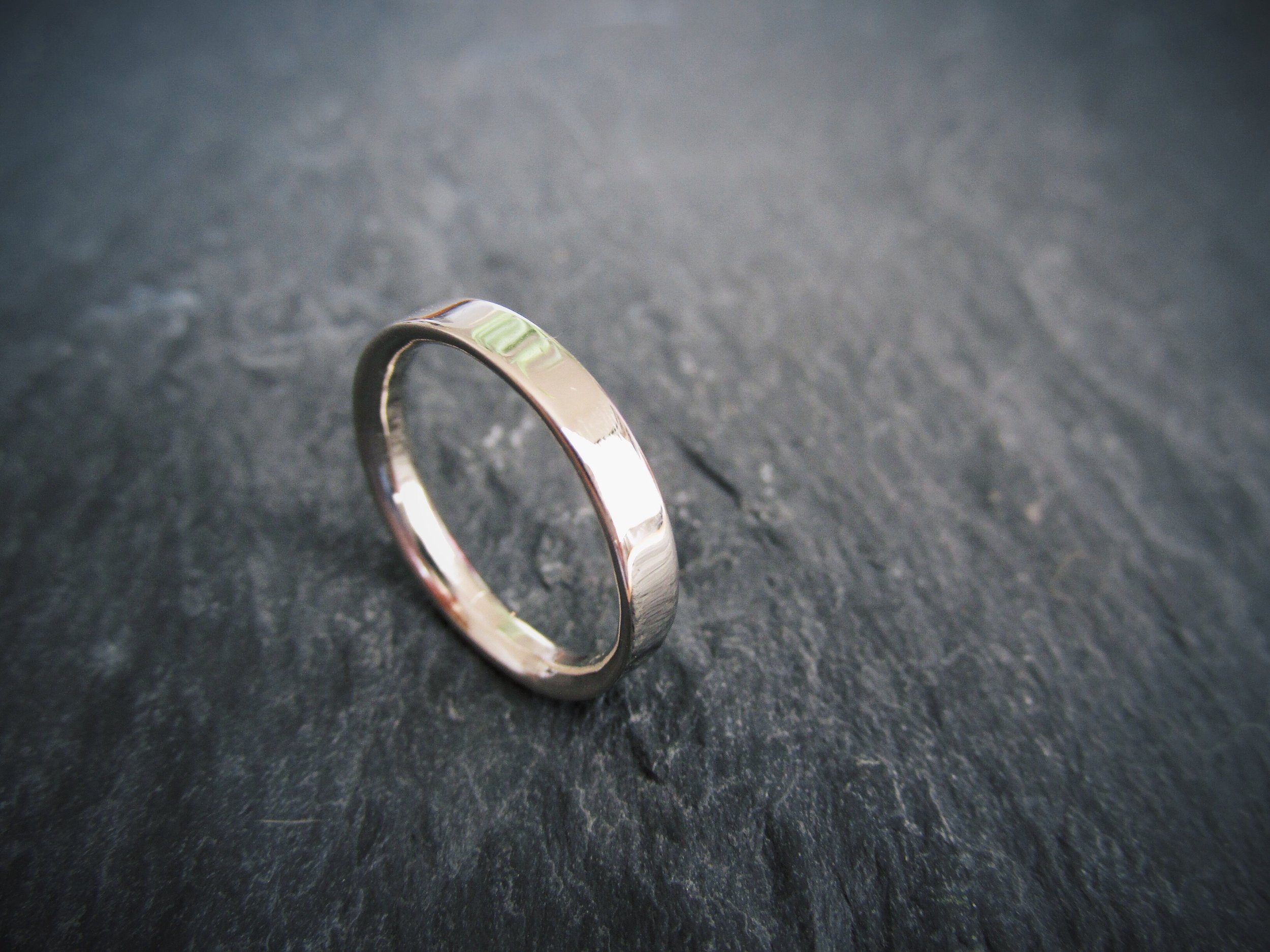 Women's Inside Out Wedding Band. Starting at $350