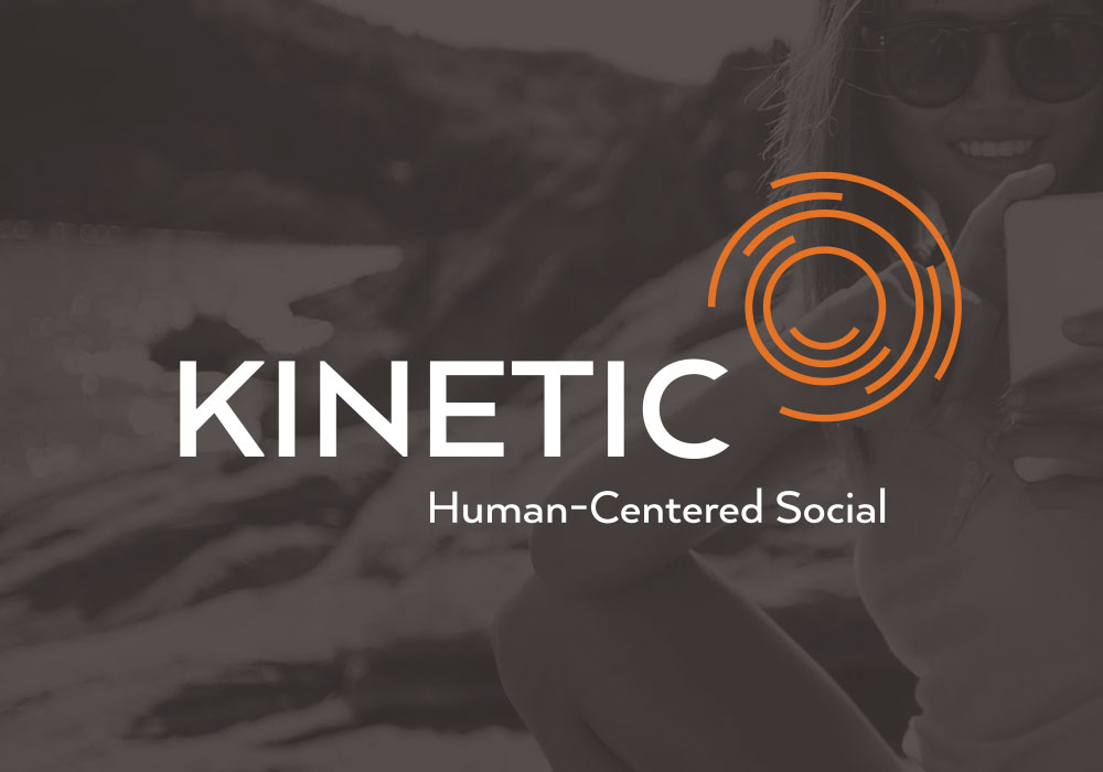 Logo and Brand Identity Kinetic