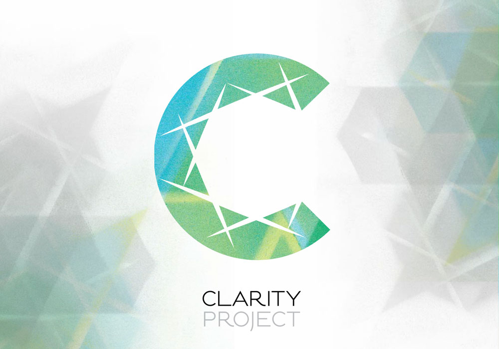 Logo and Visual Identity Clarity Project