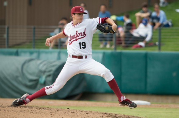 RHP Cal Quantrill (Port Hope, Ont.) pitched six scoreless innings for the Stanford Cardinal in a win over theCal State Fullerton Titans. Quantrill is a grad of the Ontario Terriers