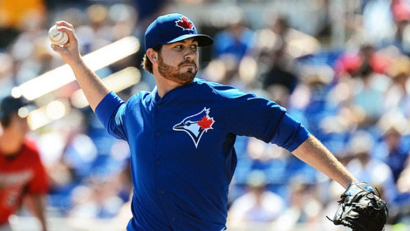 RHP Drew Hutchison makes his 44th career start Monday afternoon at Yankee Stadium against the New York Yankees. It's the least amount of starts a Blue Jays opening day starter has taken into opening day since Todd Stottlemyre in 1990