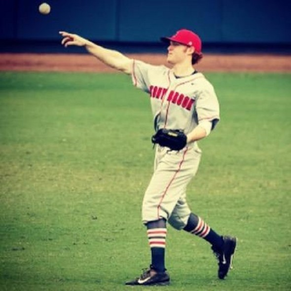 Toby Handley (Whitby, Ont.) of the Stony Brook Seawolves went 6-for-11 in a doubleheader to earn America East player of the week honors