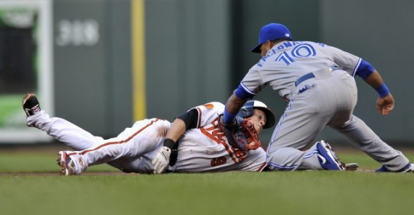 The tough AL East is bunched up early. Baltimore (17-14) leads the way, while the Blue Jays are only 1.5 games back and tied with Boston for third. That and plenty more in Melissa Couto's weekly notebook