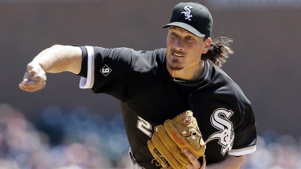 Young Eyes starts a new feature picking the Game of the Week and the Series of the Week … He likes Jeff Samardzija of the Chicago White Sox and the St. Louis Cardinals. ….