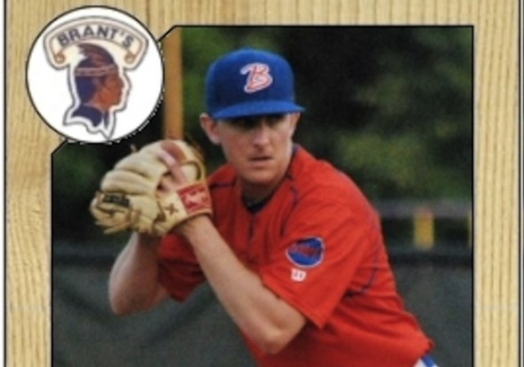 Dan Estey continues his tour of the COBA Major League now that training camps are over. A look at theBurlington Brants who featureTrevor Woodjetts, pitcher of the year in 2014, in thispiece.