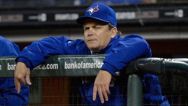 * Making a change in manager John Gibbons won`t knock a run off the combined ERA of the Blue Jays starters. ....