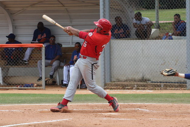 * Slugger Josh Naylor continued his slugging hitting his fourth homer in eight games in the Dominican Summer League teams. ....